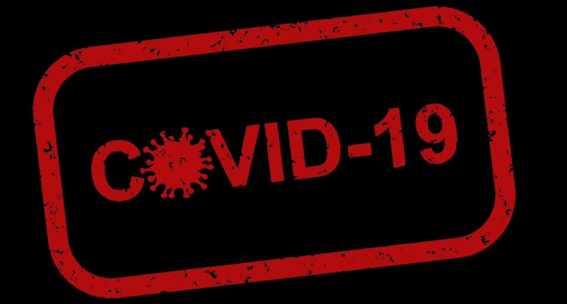 Działalność firmy COVID-19
