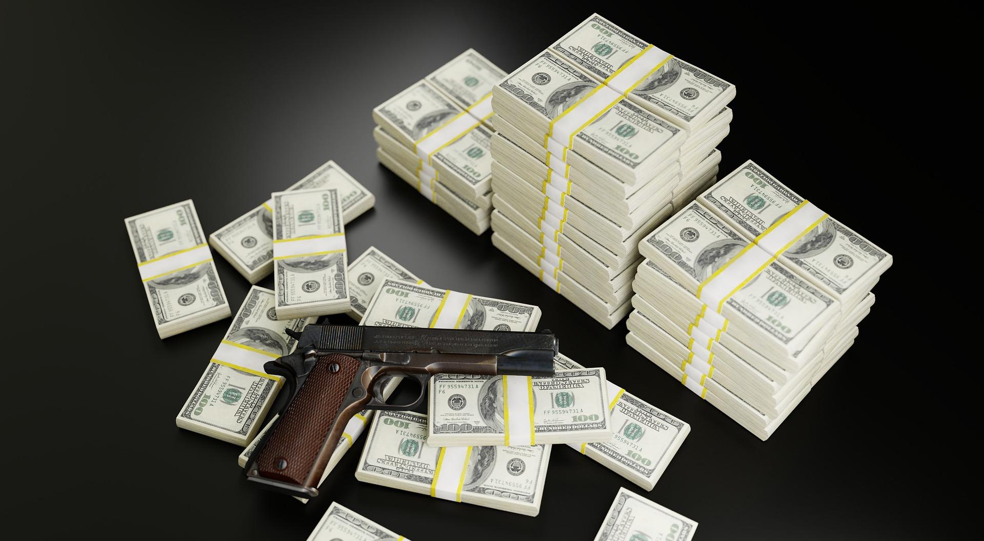 Corruption Terrorism Terrorist Financing